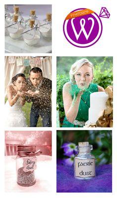 A little Disney magic with Fairy Dust - 21 Inspiring inspirations - www.weddzer.com