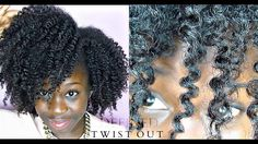 Hey loves! Here I share with you how I get my most defined Twist Out! I finally found the secret! Curls Passion Fruit Control Paste! This method gives me gre...
