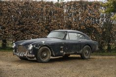 1958 Aston Martin DB Mark III Sports Saloon