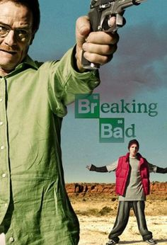 Breaking Bad...best show ever. hands down. aaron paul=eat your heart out.