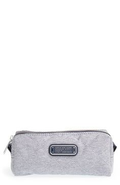 599be9aedb0fd MARC BY MARC JACOBS  Narrow Chambray  Cosmetics Case available at   Nordstrom Get Glam