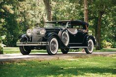 1929 Stutz Model M 4-passenger Speedster by LeBaron