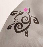 Cool turtle tattoo..