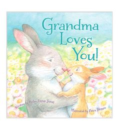 Grandma Loves You! Grandma Loves You! by Helen Foster James Grandma Loves You! Author: Helen Foster James Language: English Binding: Hardcover Pages: 32 Publisher: Sleeping Bear Press Publication Date: Gifts For New Grandma, First Time Grandma, Grandma And Grandpa, Call Grandma, Petra, Quotes About Grandchildren, Grandkids Quotes, Grandma Quotes, Cousin Quotes