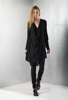 Marchio Soft Touch Funnel Neck Felpa Donna find