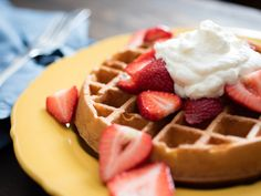 Really nice recipes. Every hour. • Overnight Brown-Butter Yeast-Raised Waffles ...