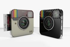 The Instagram Socialmatic Camera Becomes a Reality Under the Polaroid Brand   SOOOO EXCITED!