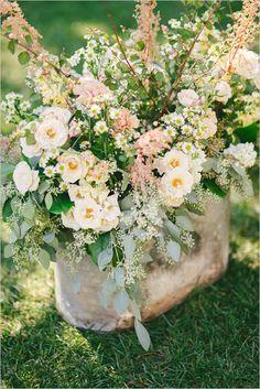 2015 Wedding Trends | Wildflowers | Wildflower Bouquet | Wildflower Wedding Flowers | Wedding Bouquet | Two Sisters