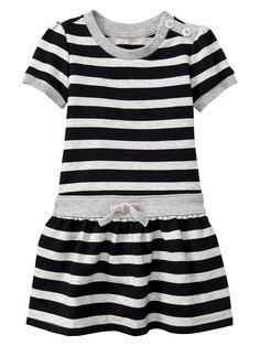 Striped Dress - GAP