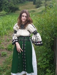 Traditional Fashion, Romania, Ethnic, Folk, Street Style, Costumes, Country, Blouse, Shirts