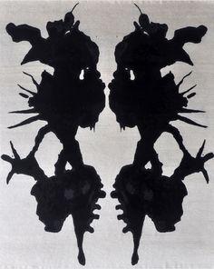 Inkblot 2 rug, Inkbl