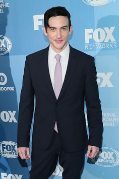 Robin Lord Taylor attends 2015 FOX programming presentation at Wollman Rink in Central Park