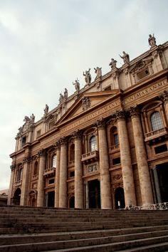 St Peter Basilica, Rome
