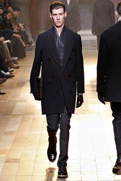 @LANVIN Paris Milano Moda Uomo Autunno Inverno 2013-14 - Vogue