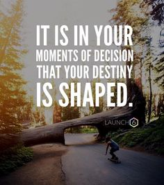 What decision will you make today that will change your life FOREVER. @tonyrobbins #upw  @anthaang
