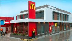 Related image Retail Architecture, Exterior, Mansions, Mcdonald, House Styles, Makati, Mall, Home Decor, Philippines