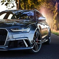 2016 Audi RS6 Avant 680HP - @gentbelike Photo by @auditography