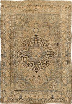 Kerman Lavar Rug, Persia, ca.1900