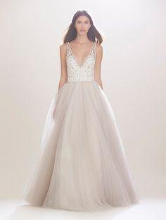 Carolina Herrera #weddingdress