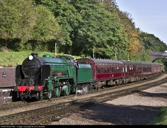 RailPictures.Net Photo: 925 Southern Railway Steam 4-4-0 at Leicester, United Kingdom by John Bowler