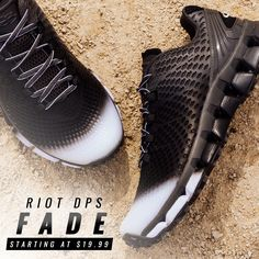 28ddd07c482 Get the perfect balance of breathability and protection with the Men s Riot  DPS Fade Footwear now starting at  19.99!  footwear  shoes  riot  dps  fade  ...