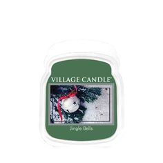 Village Candles Jingle Bells Wax Melt Pack £2.99 Free P&P at www.presentandcorrect.co.uk https://www.presentandcorrect.co.uk/	jingle-bells-premium-wax-melt-pack Sweet lemon sugar, persimmon and pomander mingle with spicy clove and cinnamon Size: Pack of 6 Chucks Burn Time: Up to 20 hours...