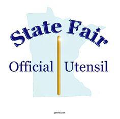 State Fair official utensil