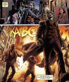 The Joker (by by Brian Azzarello and Lee Bermejo) | 25 Superhero Graphic Novels To Binge Read Right Now