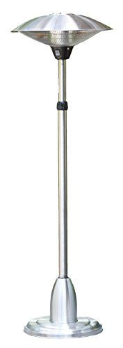 Outdoor Heaters - AZ Patio Heaters Electric Heater Adjustable Free Standing >>> To view further for this item, visit the image link. (This is an Amazon affiliate link)
