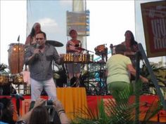 Gilberto Santa Rosa performing at 2012 SeaWorld's Viva La Musica #examinercom