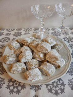 Petits biscuits de Noël n°15 : Vanille Kipferl de Christophe Felder - Un panda dans la cuisine