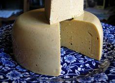 bigmouth strikes again: homemade vegan cheese and seitan sausage