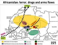 Africanistan: terror, drugs and arms flows. {ISPI}