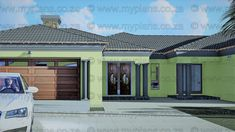 6 Bedroom House Plans - My Building Plans South Africa Split Level House Plans, Single Storey House Plans, Square House Plans, Tuscan House Plans, Metal House Plans, My House Plans, House Layout Plans, House Layouts, My Building