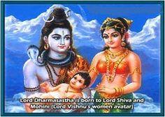 Ayyappa http://godofharmony.blogspot.ae/Ayyappa(Ayya - Narayan + Appa - Shiva) communal harmony has turned out to be a role model for the whole world.