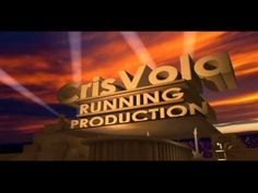 CRISVOLA RUNNING PRODUCTION - 3D Motion Graphics film youtube TEMPLATES ...