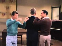 One of my all-time favorite scenes from one of my all-time favorite musicals: Singin' in the Rain - Moses Supposes