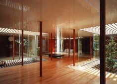 SUBTILITAS Ryue Nishizawa - Weekend house for the architect, Usui-Gun 1998