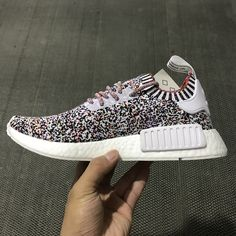 "68b8ebaebb59f9 Brand New Addias NMD R1 PK ""Multicolor"" BW1126 For Sale Online – New Yeezy  Boost"