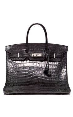Crocodile #Birkin from Heritage Auctions Special Collections   PS Dept.