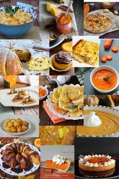 Ricette con la zucca Antipasto, Dolce, My Recipes, Cupcake, Muffin, Good Food, Pumpkin, Breakfast, Ethnic Recipes