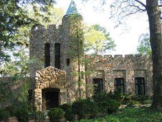Gimghoul Castle in Chapel Hill