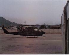 1988 - Cav Cobra AH-1F at Camp Mobile, Korea......
