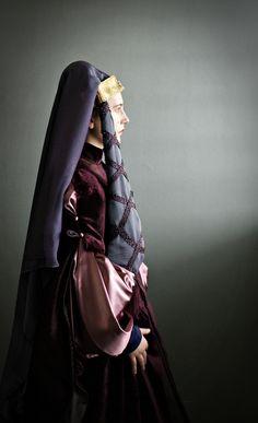 Queen Amidala Travelling Dress Recreation