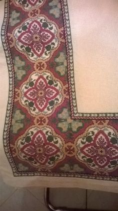 This Pin was discovered by ayf Embroidery Patterns Free, Cross Stitch Embroidery, Cross Stitch Patterns, Embroidery Designs, Rug Inspiration, Cross Stitch Love, Needlepoint, Printing On Fabric, Needlework