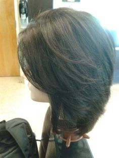 Image Result For 90 Degree Haircut Hairstyles 90