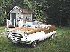 1957 AMC Rambler Metropolitan