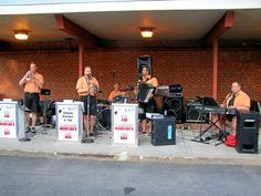 DENNIS POLISKY AND THE MAESTRO'S MEN - WINDSOR LOCKS - 2011