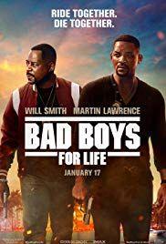 Bad Boys For Life 2020 Imdb Free Movies Online Will Smith Bad Boys