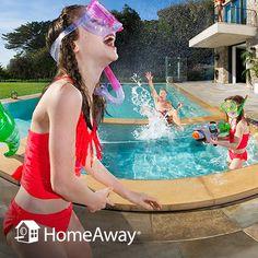 Sonha em ter a piscina só para si nestas férias? Na HomeAway é possível! #FériasCompletas